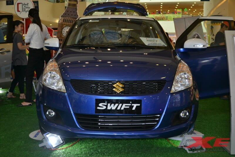 xtt suzuki swift 2